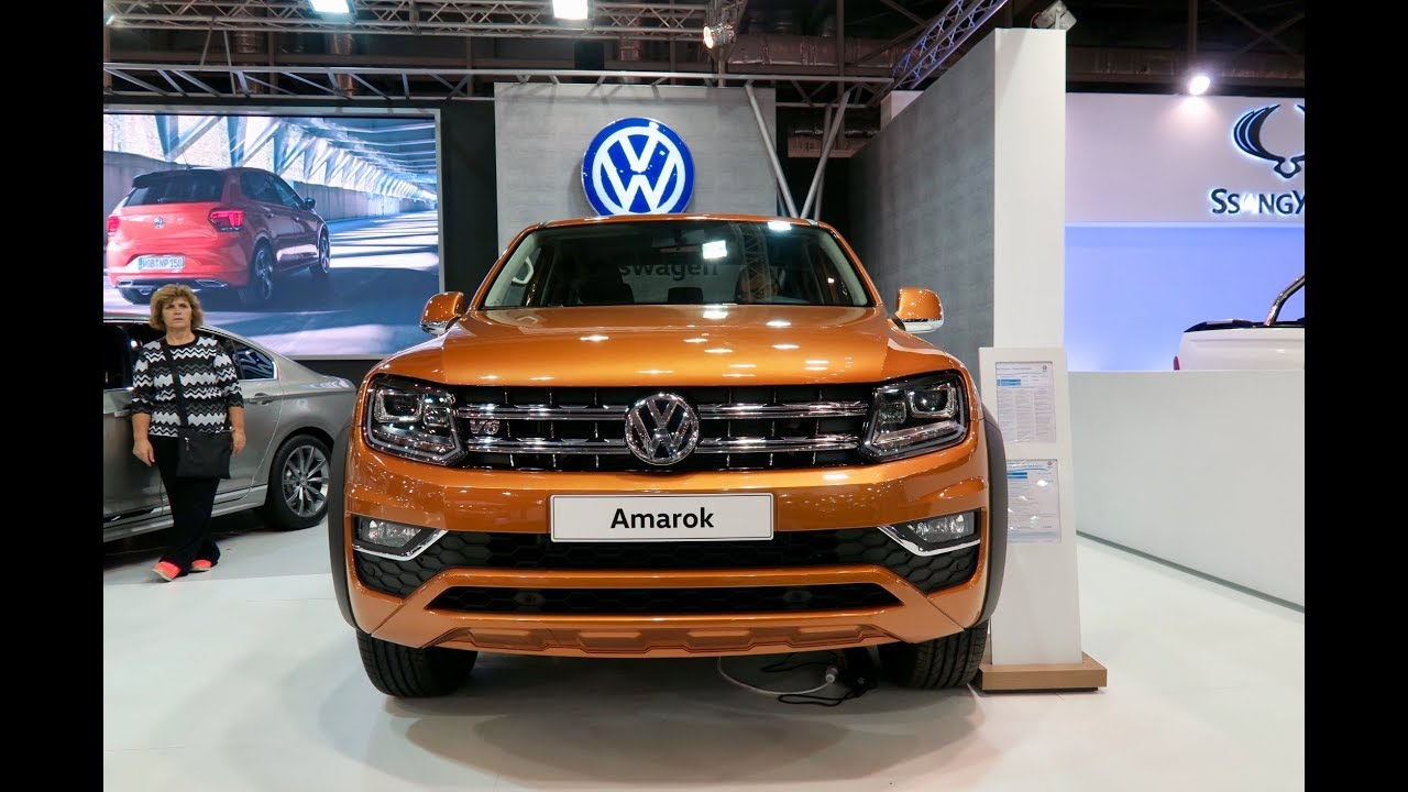 See Photos With 2018 Photos: NEW 2018 Volkswagen Amarok