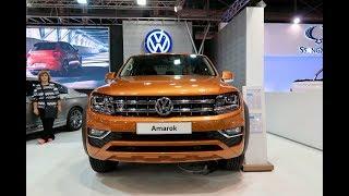 NEW 2018 Volkswagen Amarok - Exterior & Interior