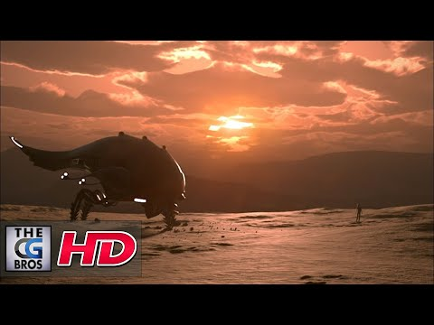 "CGI 3D **AWARD WINNING** Animated Short HD: ""Sumer"" - by Alvaro Garcia"