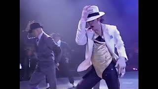 Michael Jackson smooth Criminal Live Dangerous Tour Argentina Enhanced Hd