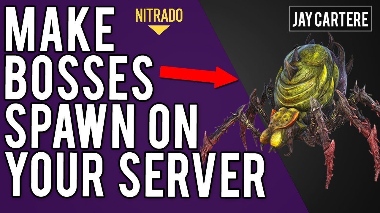 ark HOW TO CUSTOMISE LOOT CRATES on your nitrado server