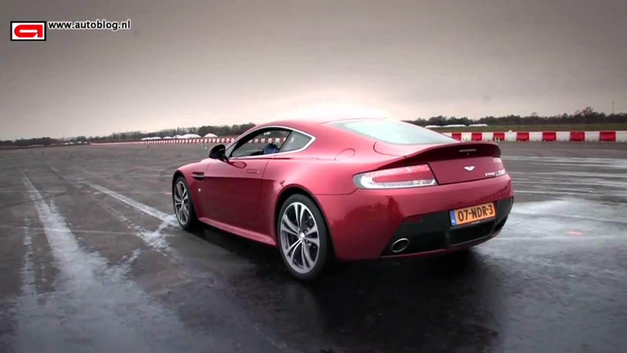 Aston Martin V12 Vantage Short Film Youtube