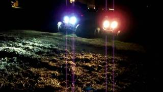 yfz head light video