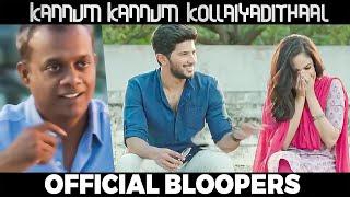 Kannum Kannum Kollaiadithaal Bloopers | Dulquer Salmaan | Gautham Vasudev Menon - 26-06-2020 Tamil Cinema News