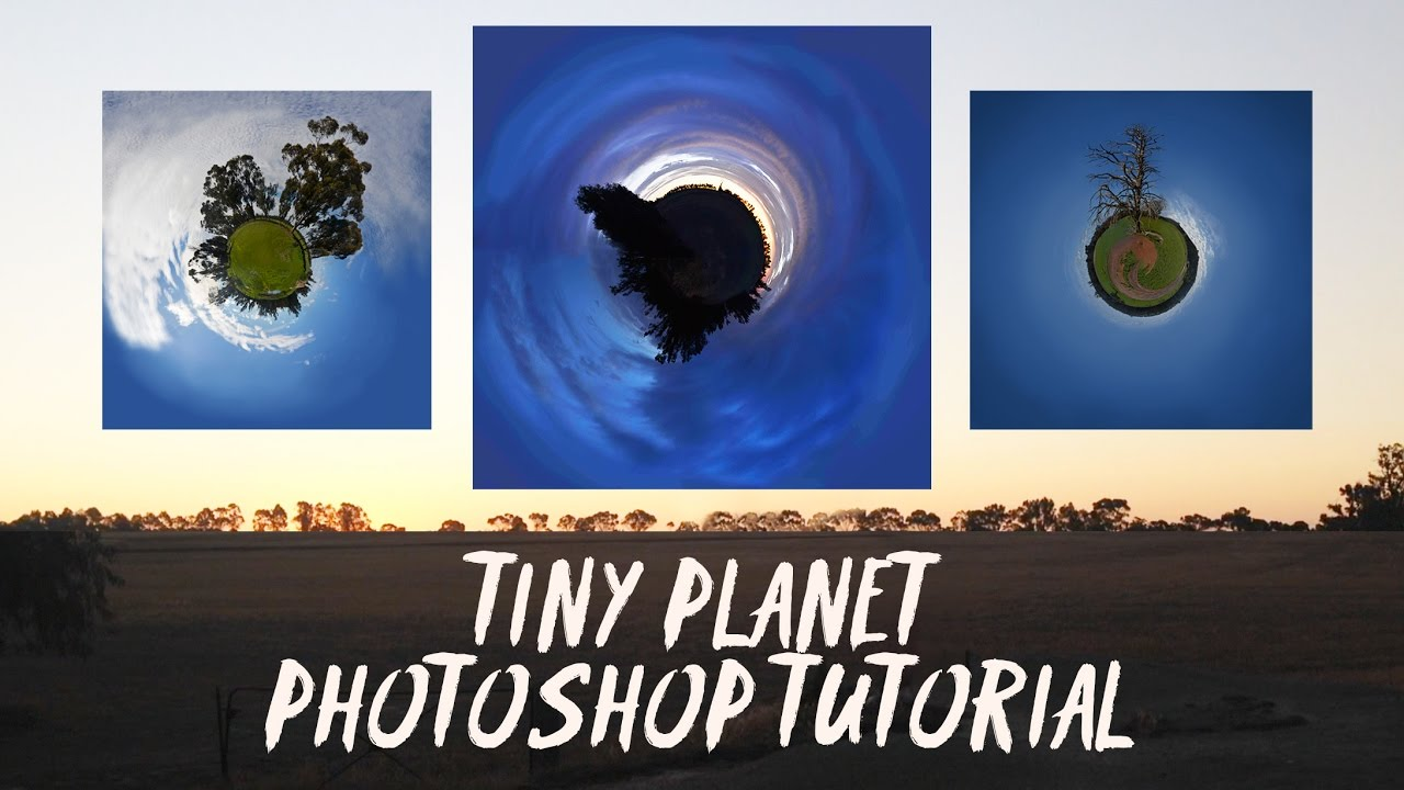 How to Create 3D Planet Effect In Photoshop | Tutorials ...