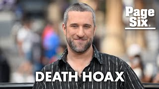 No, 'Saved by the Bell' star Dustin Diamond did not die in prison riot | Page Six Celebrity News