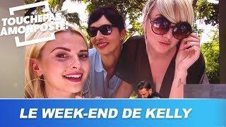 L'incroyable week-end de Kelly Vedovelli à Marrakech