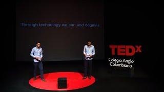How to Build an Enlightened Society | Felipe Gaviria & Felipe Guzman | TEDxColegioAngloColombiano