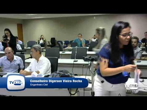 701ª Reunião Plenária - Crea-AL (05/09/2017)