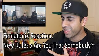 Pentatonix Reaction Video: