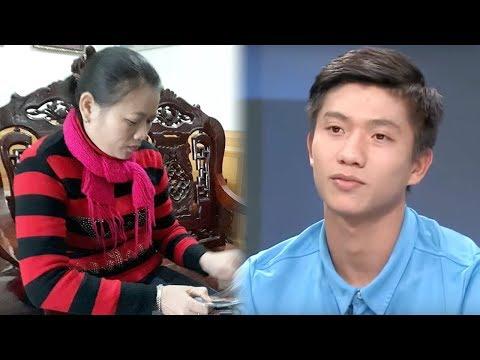 Mẹ cầu thủ Phan Văn Đức bât kho'c khi nhìn ca'nh tay s,ư,ng bâ`m của Con - TIN TỨC 24H TV