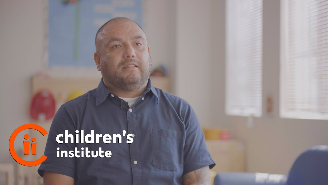Raul Overcame Childhood Trauma and Supports Families in South LA