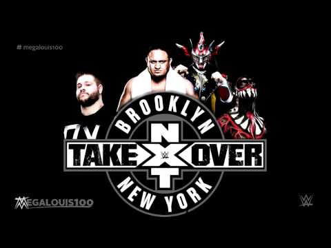 """2015 - WWE NXT Takeover: Brooklyn Official Theme Song - """"We Like It Loud"""" With Download Link"""