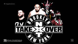 "2015 - WWE NXT Takeover: Brooklyn Official Theme Song - ""We Like It Loud"" With Download Link"