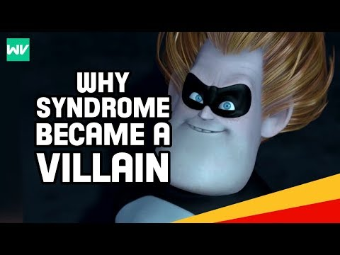 Why Did Buddy Pine Become Syndrome? | Incredibles Theory: Full Story Part 1