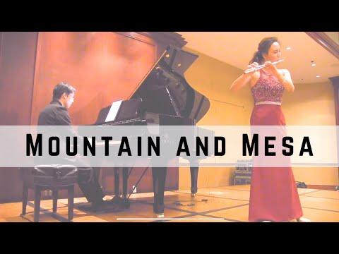 [Flute & Piano] Mountain And Mesa By Hoover: Jasmine Choi And Hugh Sung 플루트 최나경 피아노 휴성 마운틴과 메사 후버