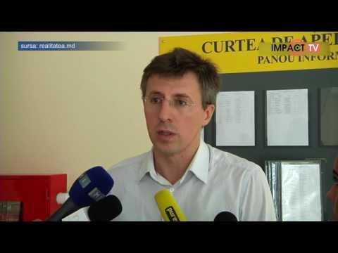 SUSPENDAREA LUI CHIRTOACĂ, LA CURTEA CONSTITUȚIONALĂ