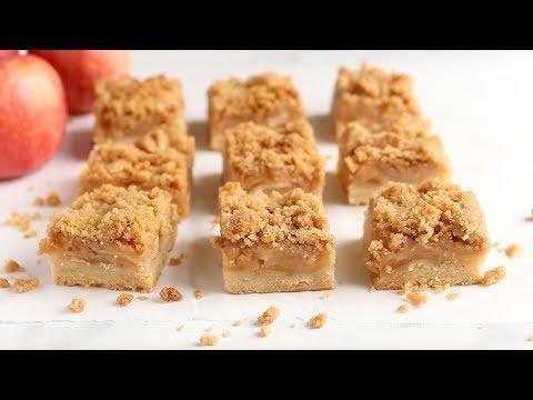Apple Oatmeal Bars