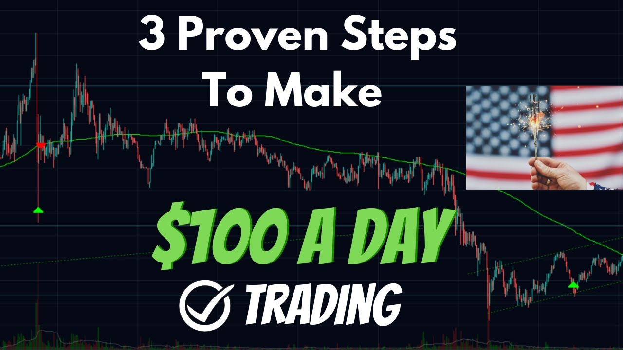 Download How to Make $100 A Day Online from Home (3 PROVEN Steps To Consistently Do It!)