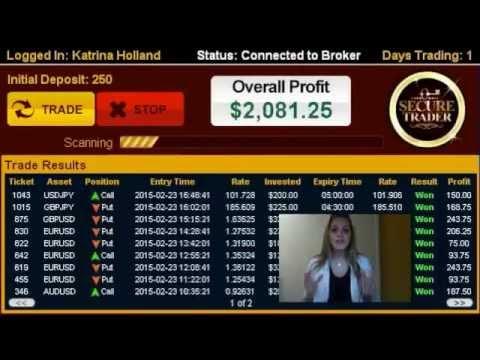 Review transact trading platform
