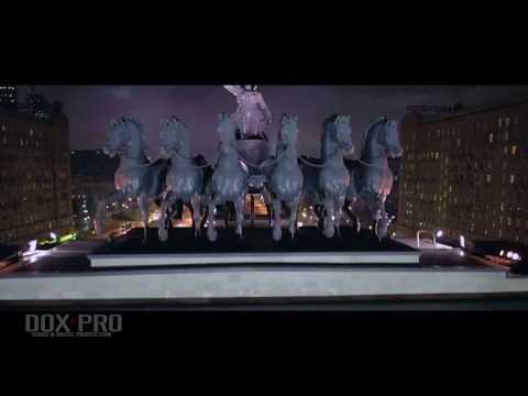 MAX feat. PARA-DOX - БРОДИТ ЧЕРНАЯ НОЧЬ ( MUSIC VIDEO) 2017