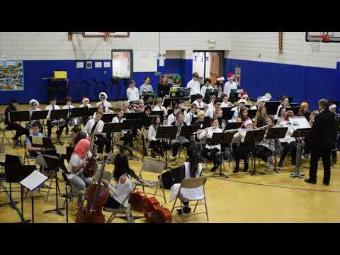 Essex Middle School - Holiday Concert 2