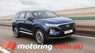 2018 Hyundai Santa Fe Review   motoring.com.au