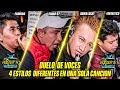 🔥 DUELO DE VOCES / SONIDO FAMOSO, SONIDO FANIA 97, SONIDO SUPER LUCKY Y SONIDO FANTASTICO AMOZOC