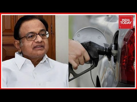 'Centre Following Tax The Consumer Policy For Fuel': Ex-Fin Min P Chidambaram