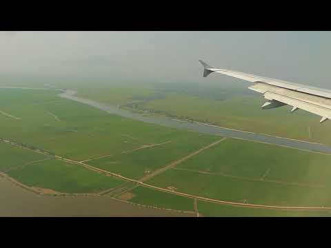 Landing in the ancient city of Hue