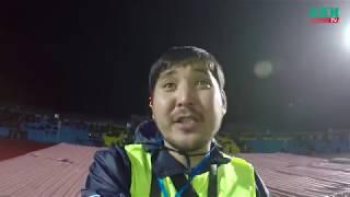 Влог спортивного журналиста // Как сборная Кыргызстана обыграла Индию