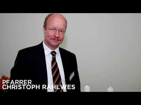 Pfarrer Christoph Rahlwes zu Gebetsanlässen im Rahmen von Begegnungen im Krankenhaus