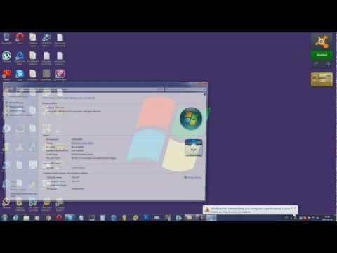 YAMAHA Keyboard: Installera Drivrutiner - Windows 7 (Svenska)