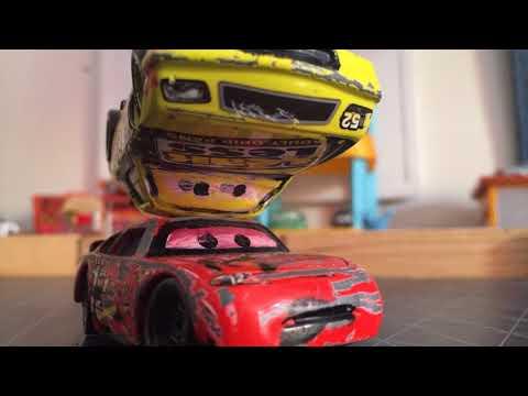 Mattel Pixar Cars Michael Schumacher Ferrari F430 Youtube
