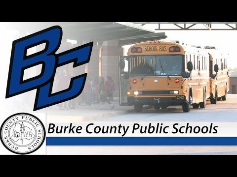 Burke County Public Schools Promotional