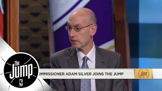 Adam Silver on secretive All-Star draft format: It could be revisited | The Jump | ESPN