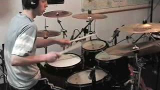 Nickelback - Woke Up This Morning (Drum Cover)