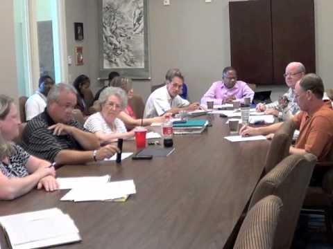 June 2012 LRP Pension Fund Board Meeting