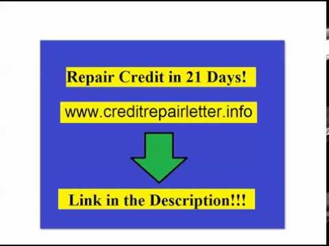 HOW TO REPAIR CREDIT IN 30 DAYS    WIPE YOUR CREDIT CLEAN    CREDIT REPAIR