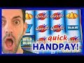 Quick Hit?  Quick HAND PAY! 🔥$10-$27/Spin High Limit Slot Machines🔥 Brian Christopher Slots