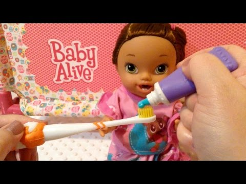 Baby Alive Changing Time Doll Olivia S Feeding And Chan