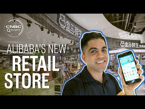 Alibaba's Hema grocery stores are changing retail | CNBC Reports