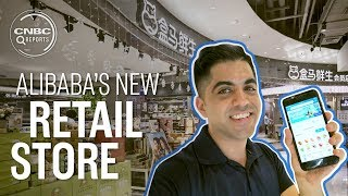 Alibaba's Hema grocery stores are changing retail | CNBC Reports thumbnail