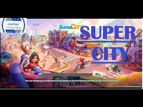 BUILDING A SUPER CITY | BUILD A STORY | MOBILE GAME
