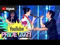 Demi Lovato & Noah Cyrus - Easy (Live at YouTube Pride 2021)