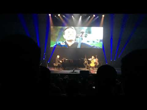 The Piano Guys - Fight Song - Live @ Verizon Theatre Aug 26, 2017