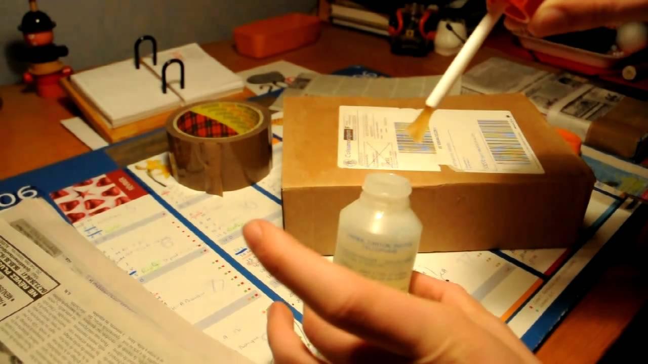 Comment faire de n 39 importe quelle boite un colis youtube - Comment faire une bougie maison ...