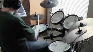Oblivion Sun - Fanfare - Drum Cover (Tony Parsons)