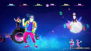 Just Dance 2018 Fitted - Night Fever