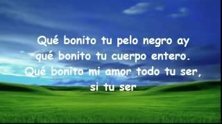 Rosario Flores - Que Bonito con letra
